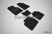 3D коврики для KIA Optima IV 2016-н.в.
