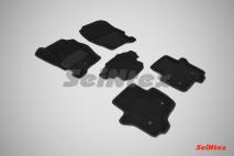 3D коврики для Land Rover Discovery V 2017-н.в.