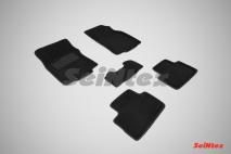 3D коврики для Nissan Qashqai II (российская сборка) 2014 - н.в.