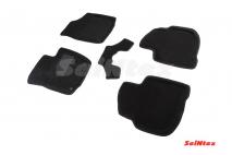 3D коврики для Skoda Rapid 2012-2015