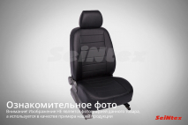 Чехлы для Renault Logan II (без airbag) 2014-н.в.