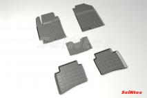 Резиновые коврики Стандарт для Hyundai Solaris II