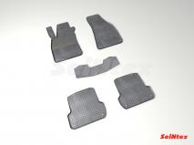 Резиновые коврики Сетка для Audi A4 (B7) 2002-2007