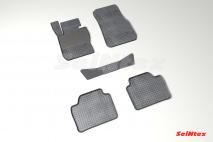 Резиновые коврики Сетка для BMW 3-Ser F-30 Xdrive 2011-н.в.