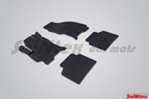 Резиновые коврики Сетка для Ford Mondeo III 2001-2006
