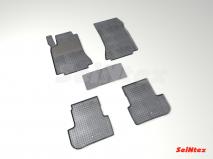 Резиновые коврики Сетка для Infiniti Q30/QX30 2015-н.в.