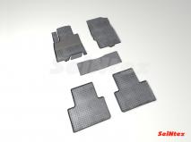 Резиновые коврики Сетка для Infiniti QX50  2015-