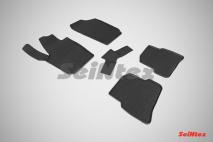 Резиновые коврики Сетка для Seat Ibiza 2012-н.в.