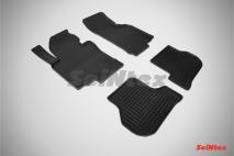 Резиновые коврики Сетка для Seat Leon II 2005-2012