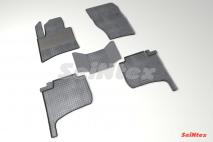 Резиновые коврики Сетка для Volkswagen Touareg II 2010-н.в.